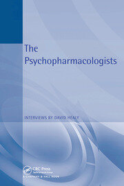 The Psychopharmacologists - 1st Edition book cover