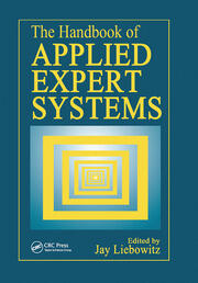 The Handbook of Applied Expert Systems - 1st Edition book cover