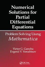 Numerical Solutions for Partial Differential Equations - 1st Edition book cover