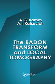 The Radon Transform and Local Tomography - 1st Edition book cover