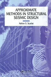 Approximate Methods in Structural Seismic Design - 1st Edition book cover