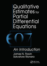 Qualitative Estimates For Partial Differential Equations - 1st Edition book cover