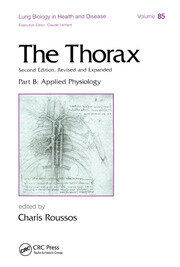 The Thorax, ---Part B - 2nd Edition book cover