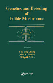 Genetics and Breeding of Edible Mushrooms - 1st Edition book cover