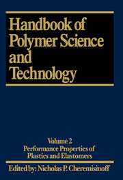 Handbook of Polymer Science and Technology - 1st Edition book cover