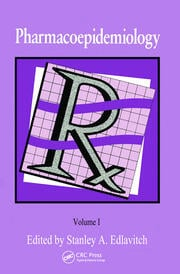 Pharmacoepidemiology - 1st Edition book cover