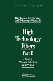 Handbook of Fiber Science and Technology Volume 2 - 1st Edition book cover