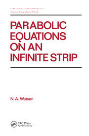 Parabolic Equations on an Infinite Strip - 1st Edition book cover