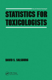 Statistics for Toxicologists - 1st Edition book cover