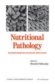 Nutritional Pathology - 1st Edition book cover