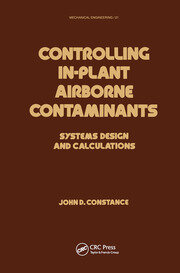 Controlling In-Plant Airborne Contaminants - 1st Edition book cover