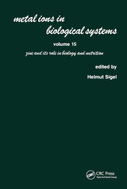 Metal Ions in Biological Systems - 1st Edition book cover