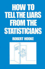 How to Tell the Liars from the Statisticians - 1st Edition book cover