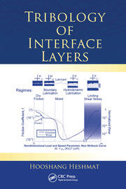Tribology of Interface Layers - 1st Edition book cover