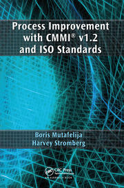 Process Improvement with CMMI® v1.2 and ISO Standards -  1st Edition book cover