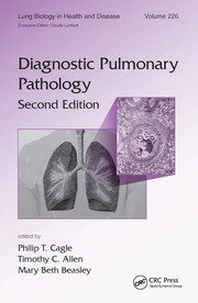 Diagnostic Pulmonary Pathology - 2nd Edition book cover