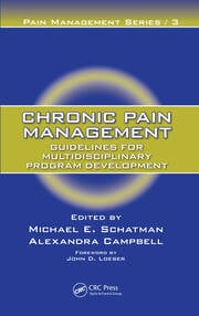 Chronic Pain Management - 1st Edition book cover