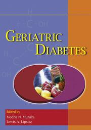 Geriatric Diabetes - 1st Edition book cover