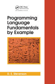 Programming Language Fundamentals by Example - 1st Edition book cover