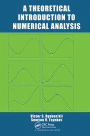 A Theoretical Introduction to Numerical Analysis - 1st Edition book cover