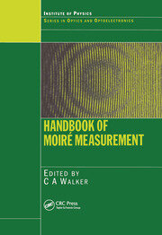 Handbook of Moire Measurement - 1st Edition book cover