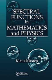 Spectral Functions in Mathematics and Physics - 1st Edition book cover