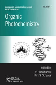 Organic Photochemistry - 1st Edition book cover
