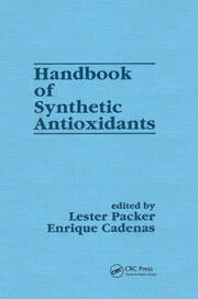 Handbook of Synthetic Antioxidants - 1st Edition book cover