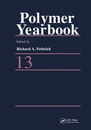 Polymer Yearbook 13 - 1st Edition book cover