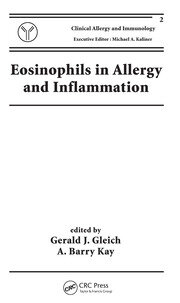 Eosinophils in Allergy and Inflammation - 1st Edition book cover