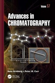 Advances in Chromatography, Volume 57 - 1st Edition book cover