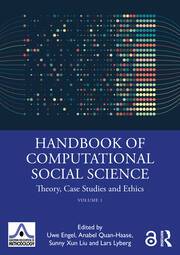 Handbook of Computational Social Science, Volume 1 - 1st Edition book cover