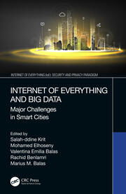 Internet of Everything and Big Data - 1st Edition book cover