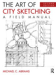 The Art of City Sketching - 2nd Edition book cover