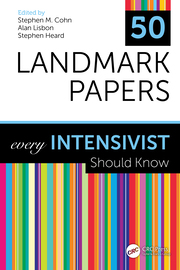 50 Landmark Papers every Intensivist Should Know - 1st Edition book cover