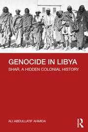 Genocide in Libya - 1st Edition book cover