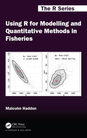 Using R for Modelling and Quantitative Methods in Fisheries - 1st Edition book cover