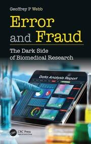 Error and Fraud - 1st Edition book cover
