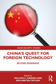 China's Quest for Foreign Technology - 1st Edition book cover