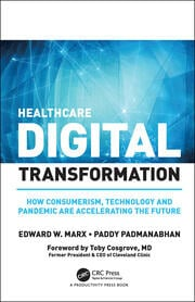Healthcare Digital Transformation - 1st Edition book cover