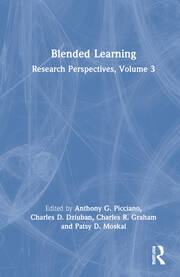Blended Learning - 1st Edition book cover