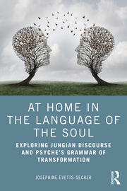 At Home In The Language Of The Soul - 1st Edition book cover