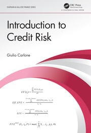 Introduction to Credit Risk - 1st Edition book cover