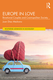 Europe in Love - 1st Edition book cover