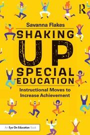 Shaking Up Special Education - 1st Edition book cover