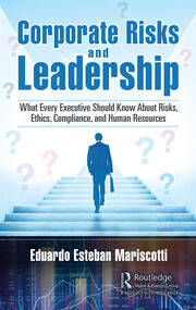 Corporate Risks and Leadership - 1st Edition book cover