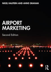 Airport Marketing - 2nd Edition book cover