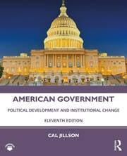 American Government - 11th Edition book cover