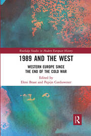 1989 and the West - 1st Edition book cover