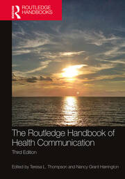 The Routledge Handbook of Health Communication - 3rd Edition book cover